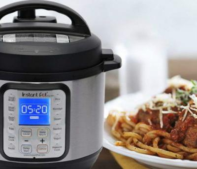 Join The Instant Pot Craze For $59.99 Today