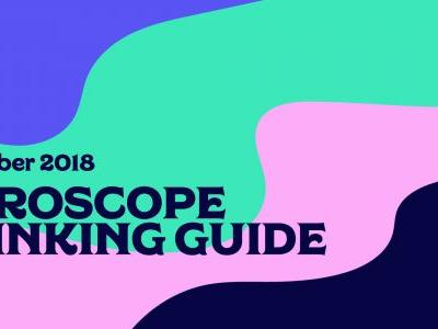 Here's Your Drink Pairing for Your November 2018 Horoscope