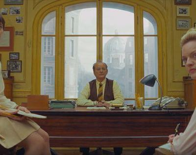 The French Dispatch Trailer for Wes Anderson's Latest!