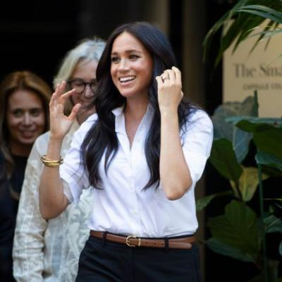 Meghan Markle Is Trying to Find 'a Healthy Balance' Between Work and Family After Maternity Leave