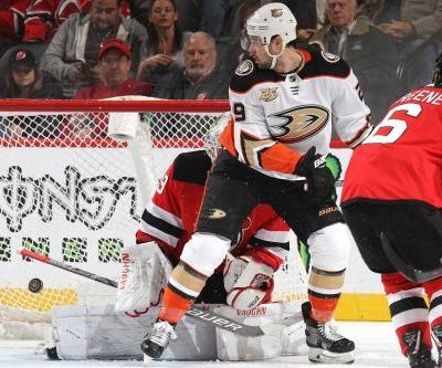 Devils have no answers for the new-look Ducks