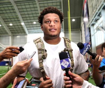 Ereck Flowers pulled off scrap heap by familiar face