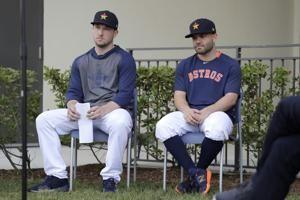 Ouch: Offshore sports book sets odds for Astros' HBPs
