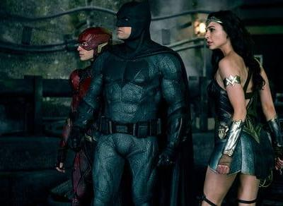 'Justice League' limps to box office win with worst debut in franchise history
