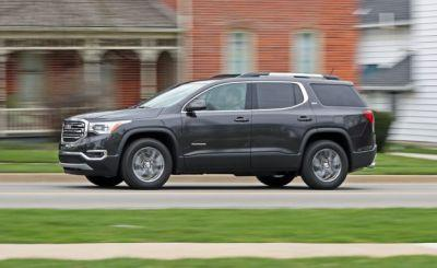 2018 GMC Acadia in Depth: A Modern Crossover That Satisfies Most Families but Lacks Spirit
