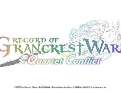 Record of Grancrest War Android Game Coming This Fall