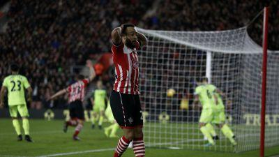 Redmond: I should have had four against Liverpool