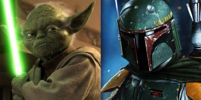 Star Wars: Yoda & Boba Fett Movies Being Considered By Lucasfilm