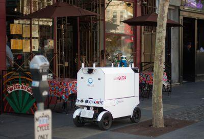 FoodTechWrap: Robots Delivering Meals, Making Custom Salads in SF