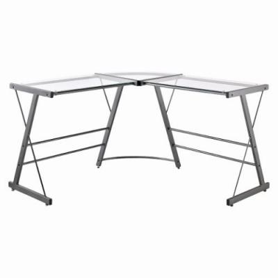 30 Lovely Gray L Shaped Desk Images