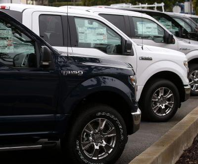 Ford recalls more than 700K vehicles over backup camera issues