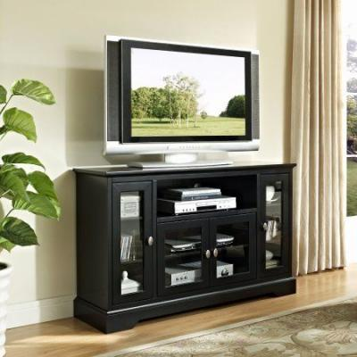 48 Beautiful Tall Tv Console Table Pics