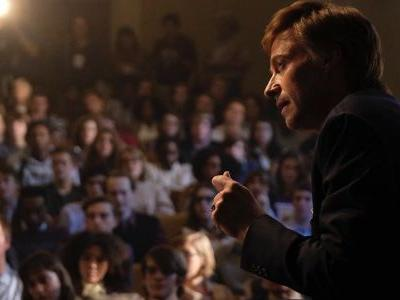 Hugh Jackman Shares First Image From Jason Reitman's The Front Runner