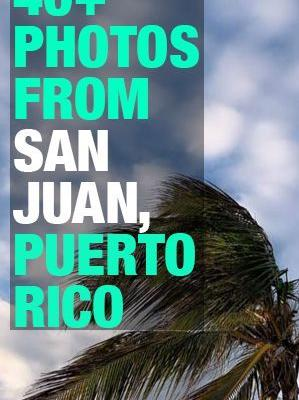 Puerto Rico Moments - Travel Photos from San Juan