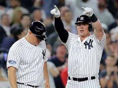 Yankees make MLB history as they keep hitting home runs vs. Blue Jays