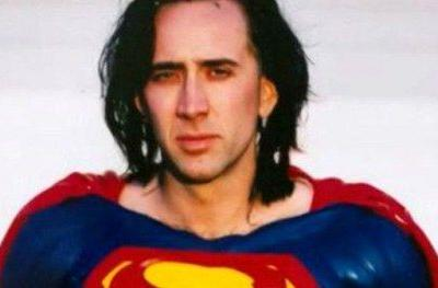 Nicolas Cage's Canceled Superman Movie Was Crazier Than We