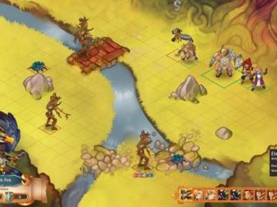 Strategy RPG Regalia: Of Men and Monarchs Coming to PS4