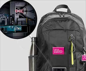 Backpack Detects Adverse Impact of Air Pollution in Delhi