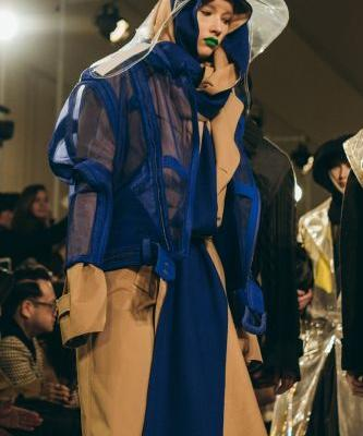 Maison Margiela's AW18 collection was all about 'dressing in reverse'