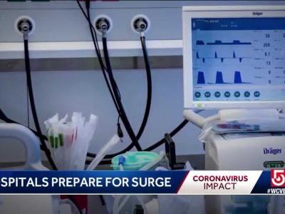Massachusetts hospitals prepare for surge of coronavirus cases