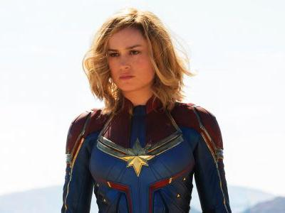 Captain Marvel Has Grossed More Than Every Batman Movie