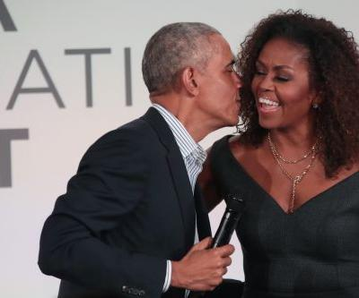 Michelle Obama's Valentine's Day 2020 Instagram Will Make You Feel All Warm Inside