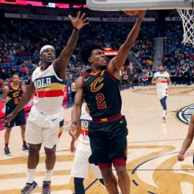 Davis has 38 points, 13 boards to lead Pelicans over Cavs