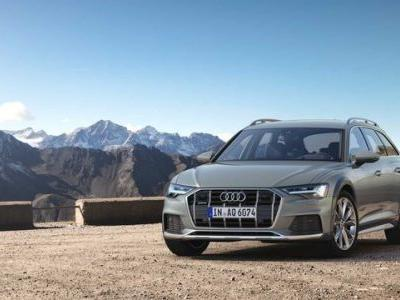Audi Celebrates 20 Years of A6 Allroad with a New Model