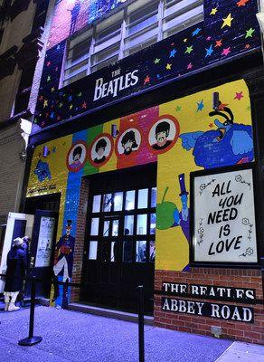 The Beatles Pop-Up Shop Is Here For Holiday 2019