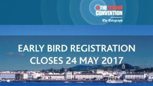 ABTA encourages delegates to take advantage of early bird rates for this year's Travel Convention