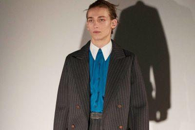 Acne Studios's 2017 Fall/Winter Collection Shows You What It Means to Be a Modern Dandy