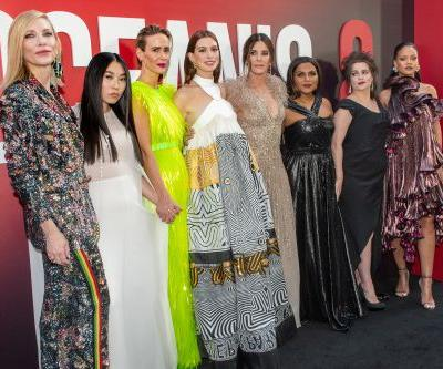 Warner Bros. was scared 'Ocean's 8' would have an actual heist while filming