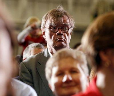 MPR says Garrison Keillor wasn't fired for simply touching 'a woman's bare back'