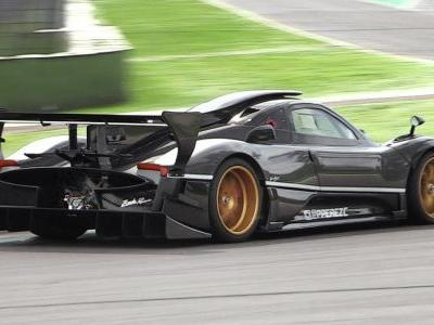 We Can't Get Enough Of The Noise The Pagani Zonda Revolucion Produces