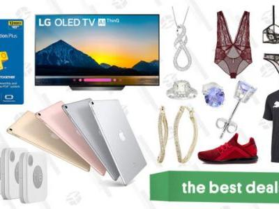 Friday's Best Deals: PlayStation Plus, LG OLED TVs, iPad Pros, REI Outlet, and More