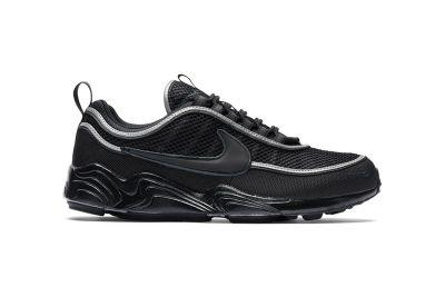 Nike Drops a New Black Colorway of the Zoom Spiridon