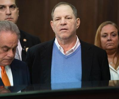 Harvey Weinstein faces judge on rape, criminal sex act charges