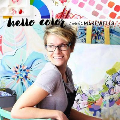 New class hello color with megan wells!