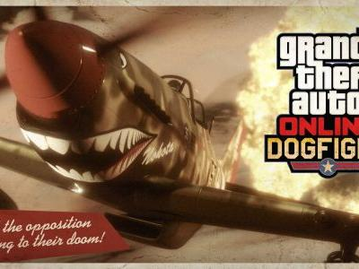 Grand Theft Auto Online gets the P-45 Nokota plane and a new dogfight mode this week