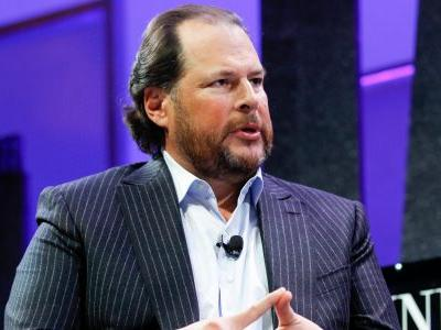 Salesforce is acquiring data-visualization company Tableau in a mega $15.7 billion deal