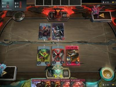 Valve's Artifact launches on Steam