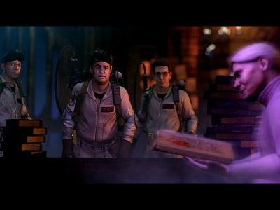 Ghostbusters: The Video Game Gets a High-Res Remaster This Year