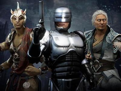 Mortal Kombat 11 Aftermath expansion continues the story, adds Robocop and costs $40