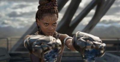 Black Panther's Genius Sister Shuri is Getting Her Own Marvel Comic Book Spin-Off