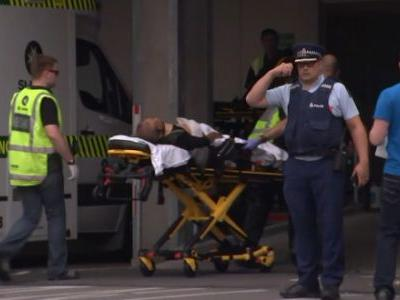 49 Killed And Dozens Injured In Terror Attack On 2 New Zealand Mosques