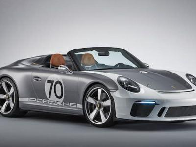 Porsche 911 Speedster Is Coming Next Year