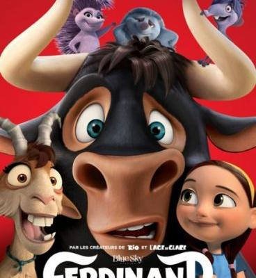 3 New Posters for Blue Sky Studios' Ferdinand