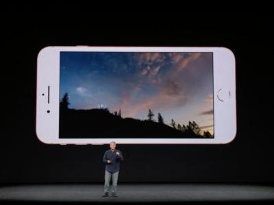 Here are big, beautiful photos of the iPhone 8