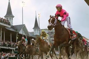 In photos: Country House wins controversial Kentucky Derby