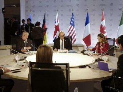 G7 ministers hope to seal commitments on global challenges